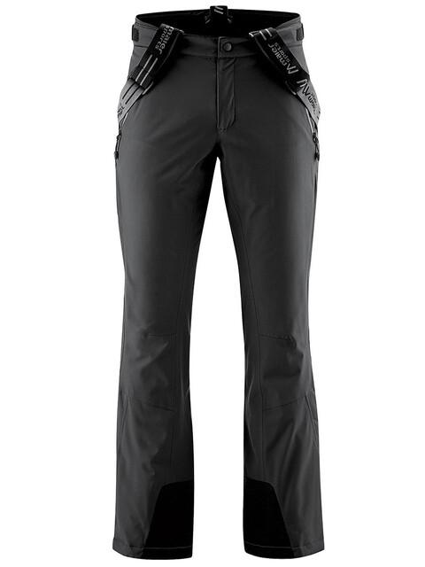 Maier Sports Copper - Pantalones Hombre - normal negro